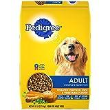 Pedigree Complete Nutrition Adult Dry Dog Food Roasted Chicken, Rice & Vegetable Flavor, 17 Lb. Bag