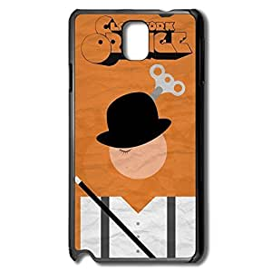 Clockwork Orange Safe Slide Case Cover For Samsung Note 3 - Funny Skin by lolosakes