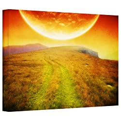 Art Wall Dragos Dumitrascu Apocolypse Now Gallery Flat Wrapped Canvas Art, 32 By 48-inch