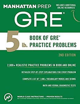 Manhattan Gre Book