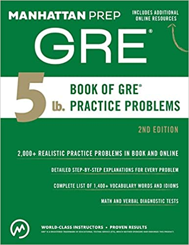 Ets gre official guide.