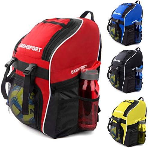 サッカー用バックパック - バスケットボールバッグ - ユース/キッズ 6歳以上 - スポーツバッグ ジム用トートバッグ サッカー/バスケ/バレー