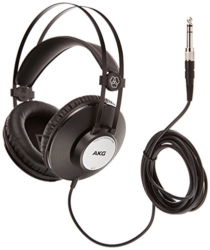AKG Pro Audio K72 Closed-Back Studio Headphone (Akg Monitor)