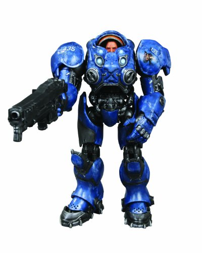 DC Unlimited Starcraft Premium Series 2: Tychus Findlay Action - Figures 2 Starcraft Action