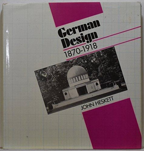 German Design 1870-1918