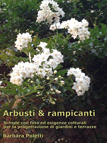 Amazon Com Arbusti Rampicanti Schede Con Foto Ed