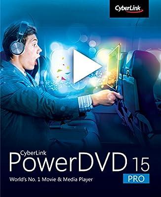 Cyberlink PowerDVD 15 Pro [Download]