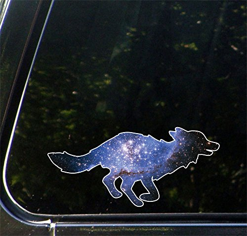 fox decals for cars - 3