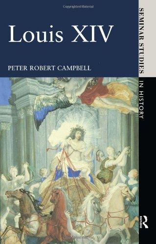 Louis XIV (Seminar Studies) (Table Text Seminar)