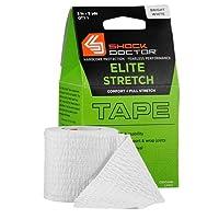 Shock Doctor Elite Stretch Tape, White