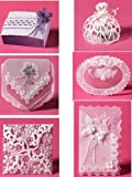 Ecstasy Crafts M94 Pergamano Pattern Book - Wedding Vows
