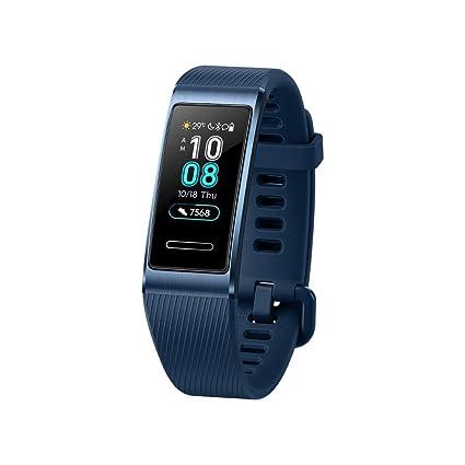 Huawei Band - Pulsera de Actividad, Pantalla Táctil, Monitor de Ritmo y Sueño, Sumergible