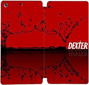 Premium Flip Ultra Slim Dexter Blood-5 Pc Liner, Flip Leather Case For iPad Mini 1£¬Mini 2£¬Mini 3