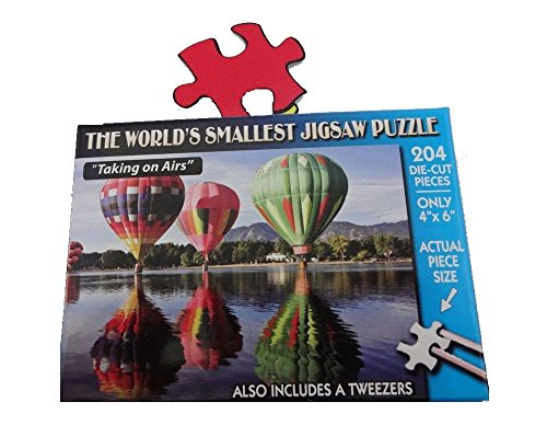 Smallest Jigsaw - Taking On Airs