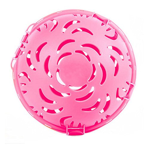 Cloulds_Zone Bra Saver Washing Ball Washer Laundry Washing Double Machine Protector Care (pink)