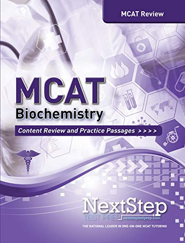 MCAT Biochemistry: Content Review and Practice Passages