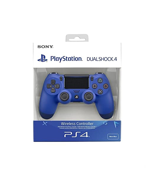 330 opinioni per PlayStation 4- Dualshock 4 Controller Wireless V2, Blu (Wave Blu)