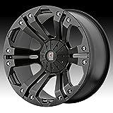 XD-Series Monster XD778 Matte Black Wheel (20x9
