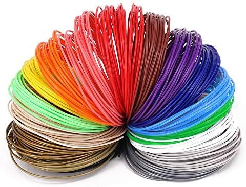 Wesen - Recambios para bolígrafo y impresora 3D (1,75 mm, PLA de ...