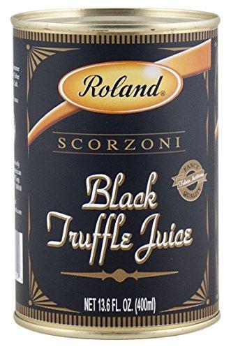 Black Juice Truffle - ROLAND PURE TRUFFLE JUICE SCORZONI, 13.6 Ounce