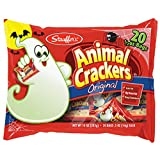 Stauffer's Halloween Snack Packs, 0.50 oz. Bags (Set of 40) (Animal Crackers)