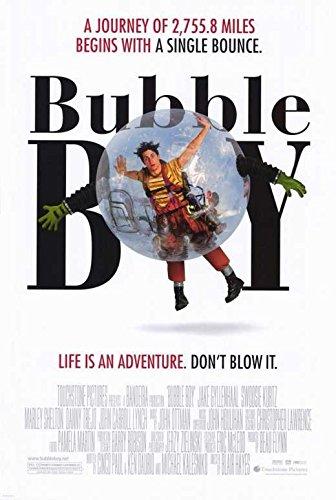 Bubble Boy - Movie Poster