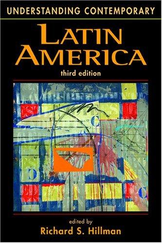 Download Understanding Contemporary Latin America Edition: 3 ebook