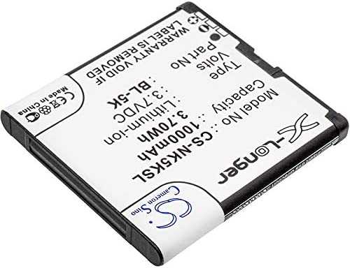 XPS Replacement Battery for DR.TECH IP-88 EXPLAY Q232 Q233 Fly IQ4405 IQ4413 PN BL-5K BL7203
