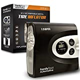 Tire Inflator - 12V Air Compressor Pump - 150PSI - Portable And Easy To Use ...