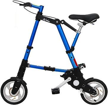 Brothers HouseYX Caminadora de Bicicleta de pie Plegable de 10 ...