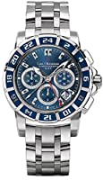 Carl F. Bucherer Patravi TravelGraph GMT Chrono Men's Watch 00.10618.13.53.21