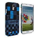Quiksilver QSCT002 - Carcasa para móvil Samsung Galaxy S4 I9500, color azul