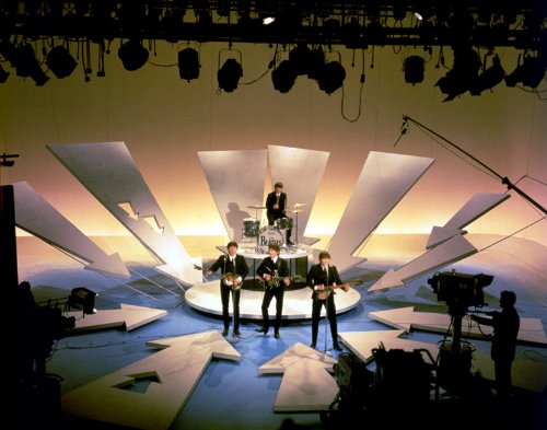 The Beatles Ed Sullivan Photo Print 14 X 11