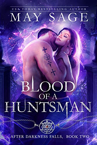Romance Sage - Blood of a Huntsman: A Vampire Paranormal Romance (After Darkness Falls Book 2)