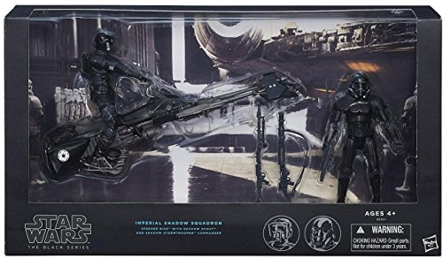 Star Wars - The Black Series: Imperial Shadow Squadron - Limited Edition Exclusive