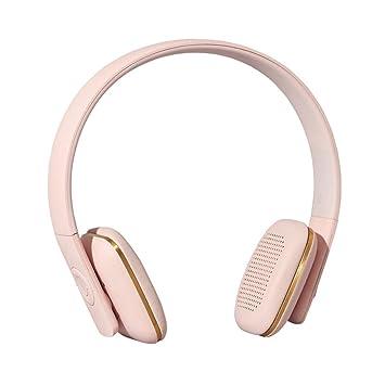 259f82cb908 Kreafunk aHEAD Wireless Radio Headset - Dusty Pink: Amazon.co.uk:  Electronics