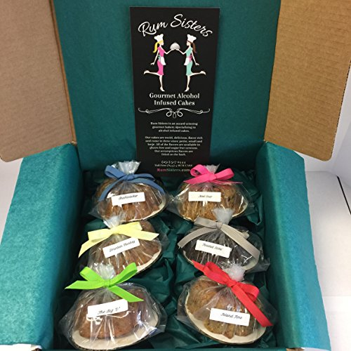 Review Rum Sisters Gourmet Alcohol-Infused