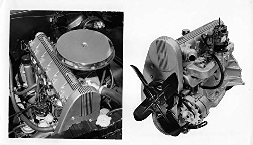 1966 Pontiac Tempest LeMans Engine Photo Poster (Lemans Engine Pontiac)