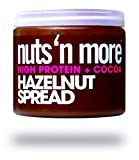 #8: Nuts 'N More High Protein Cocoa Hazelnut Spread (16 oz)