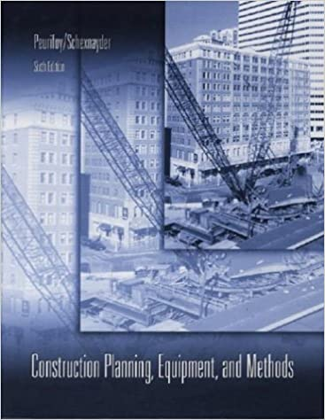 Construction Planning Equipment And Methods 8th Edition Pdf