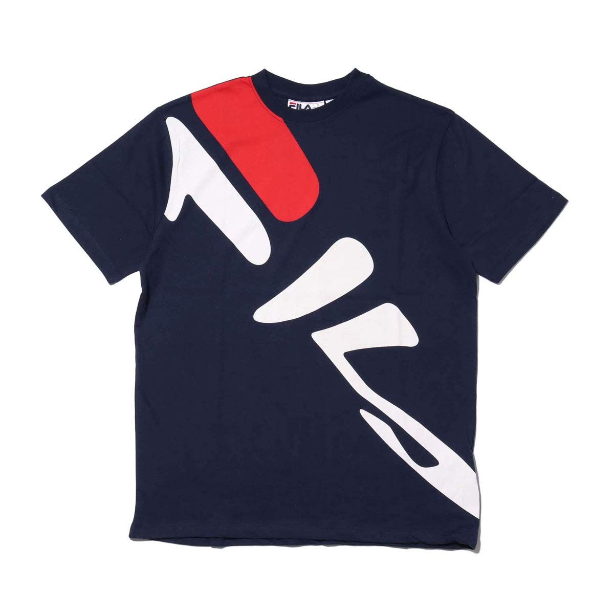 Fila Marcel Graphic T-Shirt (Peacoat, 2XL) by Fila (Image #1)