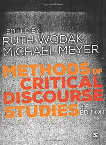 (Methods of Critical Discourse Studies (Introducing Qualitative Methods series))
