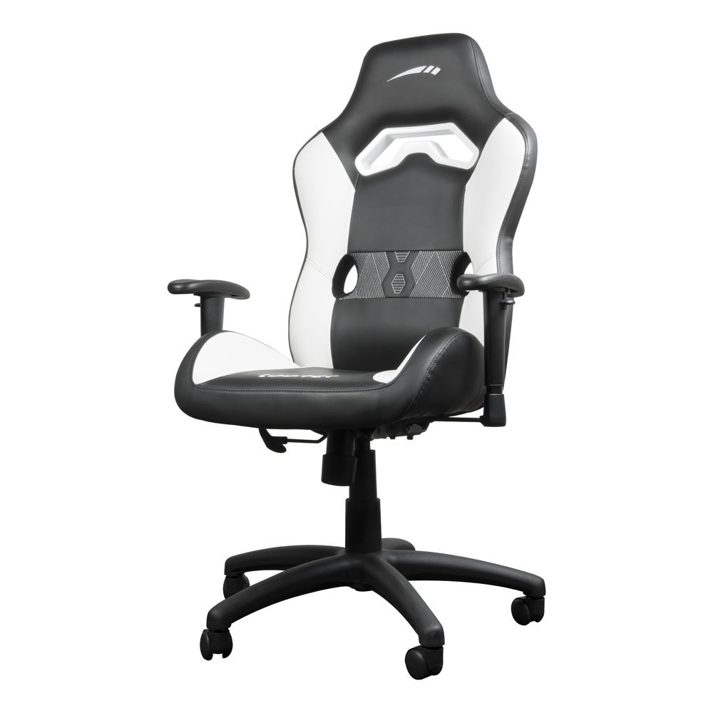Speedlink SL-660001-BKWE Looter Optimised Gaming Chair with 360 Degree Swivel - Black/White