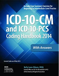 Icd 10 cm and icd 10 pcs coding handbook with answers 2015 rev ed icd 10 cm and icd 10 pcs coding handbook 2014 ed fandeluxe Choice Image