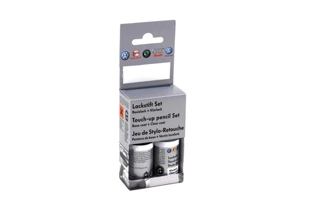 Genuine AUDI Touch-Up Paint Quartz Gray Metallic Y7G LST