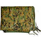 US Military Poncho Liner, MARPAT Digital Camo