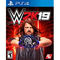 WWE 2K19 for PlayStation 4 by 2K Games