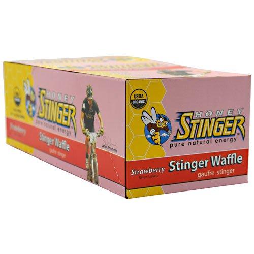 Stinger Strawberry Waffle - Stinger Waffle Organic