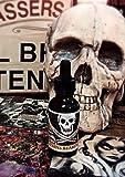 7 Sins Beard OIL Davy Jone's Purgatory 1 Fluid Ounce Cedar Musky Amyris Pine Smell Dropper Top