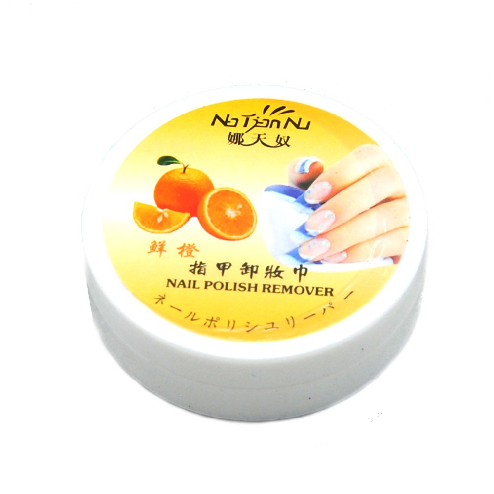 30pcs/box Nail Polish Remover Wipes Nail Art Tips Varnish Remover Pads Acetone Manicure Nail Clean Wipes Cotton Pads Paper Fashiongallery